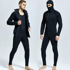 Professional 5mm 7mm Neoprene Wetsuit Winter Warm Two Piece Spearfishing Suit