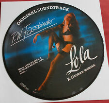 LOLA PICTURE DISQUE LP BOF OST FASSBINDER SEXY COVER
