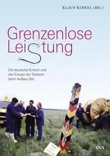 TELECOM Ost/West, Grenzenlose Lei(s)tung (2014, Gebundene Ausgabe)
