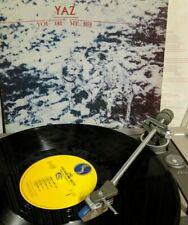 """Yaz """"You and Me Both"""" Vinyl Lp record Album Sire Mute Records Tested"""