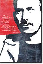 """John Steinbeck """"gli uomini hanno bisogno sea-monsters"""" ART PRINT FOTO POSTER DONO PREVENTIVO"""