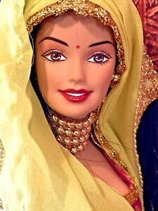 Barbie In India By Mattel 1998- In original Clothing Fashion Outfit-Beautiful ⭐️