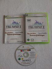 Xbox 360 Spiel Final Fantasy XI (online)
