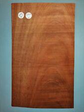Consécutives Sheets of Indian acajou placage 24 x 32 cm IM#103 marqueterie