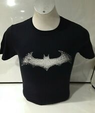 Batman Men's Bat's Logo T-shirt Black Medium