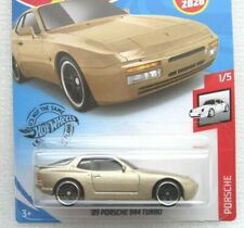 2020 HOT WHEELS '89 PORSCHE 944 TURBO GOLD DIE-CAST 47/250 1/5 coupe 951 s2