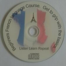 Learn to speak French Audio CD - Beginners French Language Course FREE P&P
