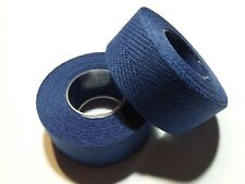 Tressostar Cotton Cloth Handlebar Tape Dark Blue  Two