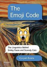 The Emoji Code The Linguistics Behind Smiley Faces & Scaredy Cats movie ARC NEW