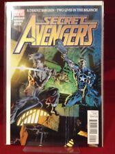 Secret Avengers #10 2011 Marvel Comics Captain America