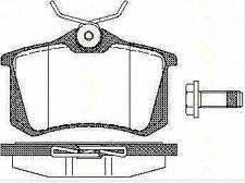 Plaquettes Frein AR TRISCAN AUDI A3 (8L1) 1.9 TDI 100 CH