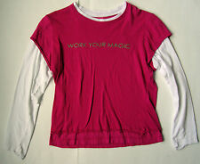 Women's BRITNEY SPEARS FANTASY T shirt Top size medium M