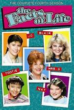 The Facts of Life: The Complete Fourth Season (DVD, 2010, 4-Disc Set)