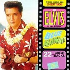 ELVIS PRESLEY BLUE HAWAII 7 Extra tracks REMASTERED CD NEW