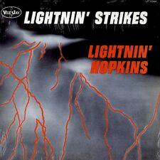 Lightnin Hopkins - Ligthnin strikes (Vinyl LP - 1962 - US - Reissue)