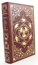 Signed  A Son of the Circus John Irving Franklin Library First Edition Leather