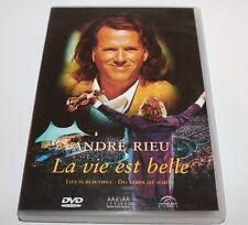 Andre Rieu La Vie Est Belle Life Is Beautiful DVD Movie