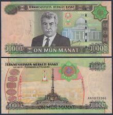 TURKMENISTAN P16***10000 MANAT***ND 2005***UNC-GEM***USA SELLER