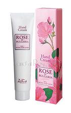 ROSE OF BULGARIA NATURAL HAND CREAM WITH BULGARIAN ROSE WATER