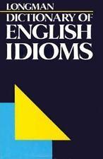 Longman Dictionary of English Idioms-ExLibrary