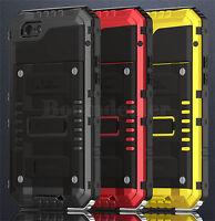 Wasserdicht Stoßfest Metall Tasche Schutz Hülle Cover Für iPhone 6 6S 7 7 Plus
