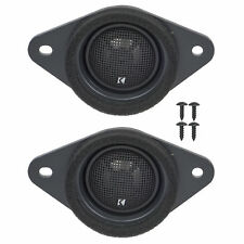 OEM 12-18 Subaru Kicker Tweeter Speakers Impreza WRX STI Forester NEW H631SFJ101