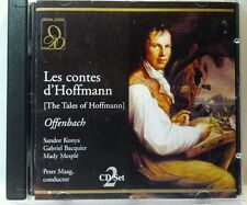 Offenbach: Les contes d'Hoffmann (Opera D'oro, 2004) (cd6833)