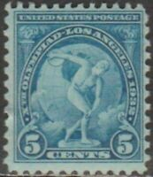 Scott# 719 - 1932 Commemoratives - 5 cents Summer Olympic Games Sinlge