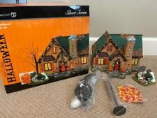 Department 56 Happy Halloween House Gift Set of 4 #6004822 New