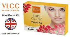 VLCC Skin Facial Kits Tightening Whitening Glow Mini Kits 5 steps Vegetarian