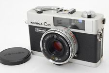 KONICA C35 Flash matic Film Camera 38mm F/2.8 [Excellent++ ] #180 from japan F/S