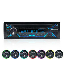 Universal Single 1 DIN Car Stereo MP3 Player BT AUX-IN USB TF FM Radio Handsfree