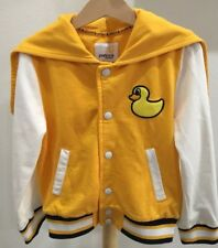 Pancoat Kids Varsity Jacket - Size 5T(110cm) - Lightly Worn
