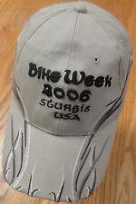 """BIKE WEEK 2006 STURGIS USA"" HAT IN EXCELLENT CONDITION EXCELLENT CONDITION"