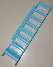 FISHER PRICE LOVING FAMILY 1994 DREAM HOME DOLL HOUSE REPLACEMENT  BLUE LADDER