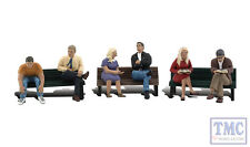A2206 Woodland Scenics N Gauge People On Benches
