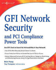 NEW GFI Network Security and PCI Compliance Power Tools by Brien Posey