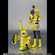 S.H.Figuarts Tokumei Sentai Go Busters YELLOW BUSTER & USADA LETTUCE BANDAI
