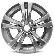 "New 17"" 5 Lug Chevrolet Equinox (10-16) Silver Aluminum Wheel Rim 17x7 5x120mm"