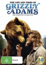 The Life And Times Of Grizzly Adams (DVD, 2016, 12-Disc Set)