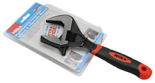 Hilka Dual Function Large Pipe & Adjustable Wrench 18158254