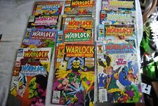 Lot of 13 The Warlock Infinity Watch / Chronicles 1 6 11 20-23 26 27 28 31 32 35