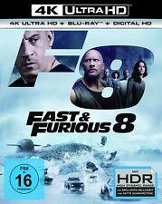 Fast & Furious 8 (Blu-ray, 2017)