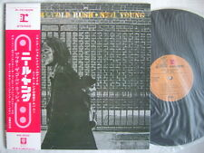 NEIL YOUNG AFTER THE GOLD RUSH / WITH OBI & POSTER NM MINT- SUPERB COPY