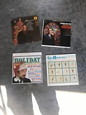 Vintage Country Western Christmas Music Record Lp Albums Tennessee Ernie Ford
