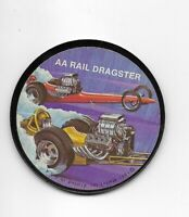 1971 Mattel Instant Replay ~ AA RAIL DRAGSTER