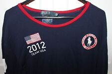 Men's Polo Ralph Lauren 2012 Olympics Team USA Shirt (XXLarge) Great Britain