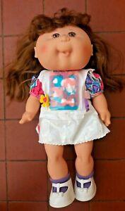 CABBAGE PATCH Doll Full Hard Body Mattel