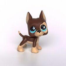 LPS GREAT DANE #817 Littlest Pet Shop dog toys LPS toy