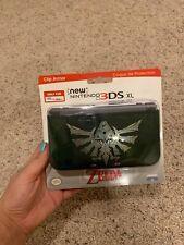Legend Of Zelda 3ds Xl Clip Armor Case New